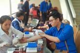 Đoàn Thanh niên Bộ Y tế tổ chức ngày hội hiến máu tình nguyện