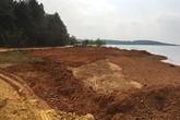 Hàng chục hecta hồ Đại Lải bị san lấp làm khu nghỉ dưỡng, lãnh đạo chính quyền không biết?