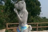 Mặc bikini cho 12 con giáp ở Hòn Dấu: Càng sửa càng sai?