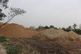 Thanh Hóa: Hàng trăm hộ dân khổ vì bãi tập kết đất