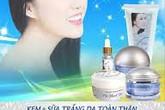 Thu hồi hai lô mỹ phẩm Phi Thanh Vân do không đạt tiêu chuẩn