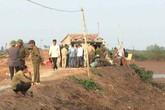 Tai nạn thương tâm: Hai mẹ con tử vong dưới đầm tôm