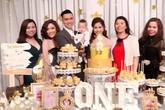 """Gia đình Việt Anh """"Người phán xử"""" tổ chức sinh nhật hoành tráng cho con trai"""