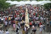 Gần 3.000 học sinh thi vào trường Lương Thế Vinh được chào đón đặc biệt