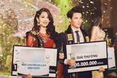 Chị song sinh của Nam Em đăng quang Người mẫu thời trang Việt Nam