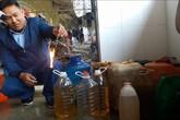Hà Tĩnh: Xác định nguyên nhân ban đầu khiến nhiều giếng nước của người dân bị nhiễm dầu hỏa