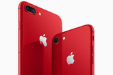 Apple ra mắt iPhone 8 và 8 Plus màu đỏ, giá như cũ