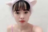 Lộ ngực phản cảm trên livestream, vợ Lê Hoàng (The Men) nói gì?