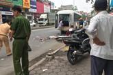 Va chạm ô tô: Chồng tử vong tại chỗ, vợ nguy kịch