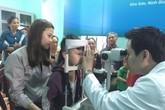 """Khám, điều trị mắt miễn phí cho người dân địa phương """"vô địch"""" cả nước về hiến giác mạc"""