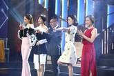 MC Lại Văn Sâm cười tươi giữa dàn mỹ nữ chân dài hot nhất showbiz