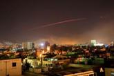 Những hình ảnh đầu tiên ở Syria sau khi Mỹ ra lệnh tấn công
