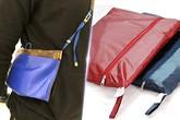 Sau làn đi chợ, Louis Vuitton lại gây tranh cãi với chiếc túi xách trông chẳng khác gì túi đựng áo mưa