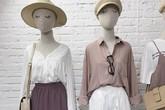 Hè này nếu mua quần culottes, bạn hãy chọn loại cạp chun bản to để sơ vin với áo gì cũng xinh