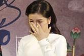 Sao Mai Thu Hằng rơi nước mắt khi kể về chuyện buồn gia đình