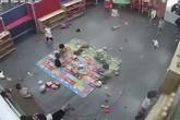 Sa thải cô giáo dạy múa kẹp chân, tát bé trai 2 tuổi