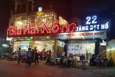 """Vỉa hè nhiều nơi ở Hà Nội - như chưa hề có cuộc… ra quân (3): Khi vỉa hè là """"thiên đường ăn nhậu"""""""