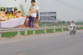 Nam sinh bị đánh hội đồng tử vong ở Hà Nội: Xót xa kẻ đầu bạc tiễn người đầu xanh