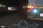 Tông vào đuôi xe đầu kéo dừng trên quốc lộ, nam thanh niên tử vong