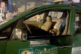 Truy bắt nhóm côn đồ chặn taxi, bắn chém người như... phim hành động