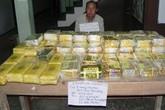 Bắt 40 kg ma túy đá, 120.000 viên thuốc lắc từ Tam Giác Vàng
