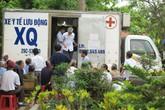 Hơn 100 y bác sĩ hưởng ứng kỷ niệm 1050 năm thành lập nhà nước Đại Cồ Việt
