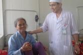 Cứu sống bệnh nhân đột quỵ não bằng kỹ thuật lấy huyết khối cơ học