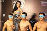 Cháu gái Lam Trường gây sốc với trang phục chẳng giống ai khiến fan không nhận ra