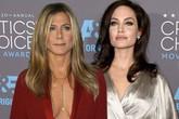 Brad Pitt có bồ xinh đẹp, cả hai người vợ cũ đều nổi cơn ghen