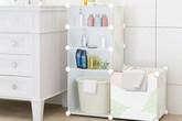 4 mẫu tủ lưu trữ giúp ngôi nhà luôn gọn gàng, xinh xắn