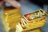 Giá vàng lao dốc xuống đáy do đồng USD tăng vọt