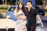Diệp Lâm Anh bật khóc khi được chồng sắp cưới tặng nhẫn trong rạp