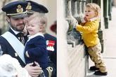 Không chỉ Hoàng gia Anh, còn rất nhiều tiểu Hoàng tử và Công chúa trên thế giới khiến ai cũng xuýt xoa vì dễ thương