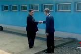 Hàn - Triều cam kết ký hiệp định hòa bình, kết thúc chiến tranh