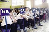 Hà Nội: Phụ huynh lo lắng vì con thi bài tổ hợp vào lớp 6