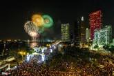 Tối nay Sài Gòn bắn pháo hoa, những tuyến đường nào bị cấm?
