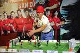 Xuân Bắc, Tự Long sẽ cùng tìm kiếm tài năng bóng đá trẻ