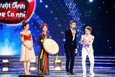 Ốc Thanh Vân, Huỳnh Lập thi nhau múa giành bé gái hát dân ca xuất thần