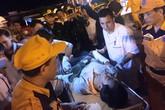 Cứu nạn 19 thuyền viên trên hai tàu cá bị đâm chìm trên biển