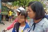 Tâm sự đau lòng của cháu bé bị cô giáo bắt uống nước giặt giẻ lau bảng