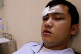 Bố bệnh nhi đánh 2 bác sĩ, cán bộ y tế chấn thương sọ não