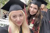 """""""Bé Xuân Nghi"""" tốt nghiệp đại học danh tiếng ở Mỹ"""