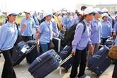 49 huyện bị cấm xuất khẩu lao động sang Hàn năm 2018