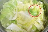Những lỗi vô tình khi rửa, chế biến rau xanh có thể gây hại sức khỏe nghiêm trọng chị em cần tránh