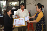 Truy tặng bằng khen cho 'hiệp sĩ' trong vụ trộm xe SH ở Sài Gòn