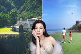 """Biệt thự hơn 2000 tỷ đồng của """"Hoa hậu lai đẹp nhất Hong Kong"""""""