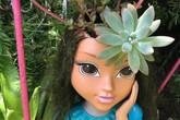 Trồng cây trong... búp bê: Kiểu trang trí nhà cực độc, đảm bảo không đụng hàng