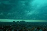 Hà Nội: Tái diễn mưa giông và gió mạnh vào chiều tối giữa ngày nắng nóng