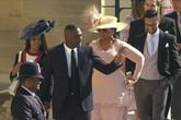 Những hình ảnh đầu tiên về đám cưới hoàng tử Harry và nữ diễn viên Meghan Makle