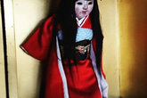 Lời kể của nhà sư về búp bê mọc tóc dài trong ngôi đền Nhật Bản